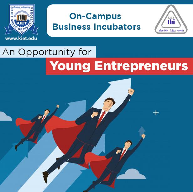 On Campus Business Incubators in India