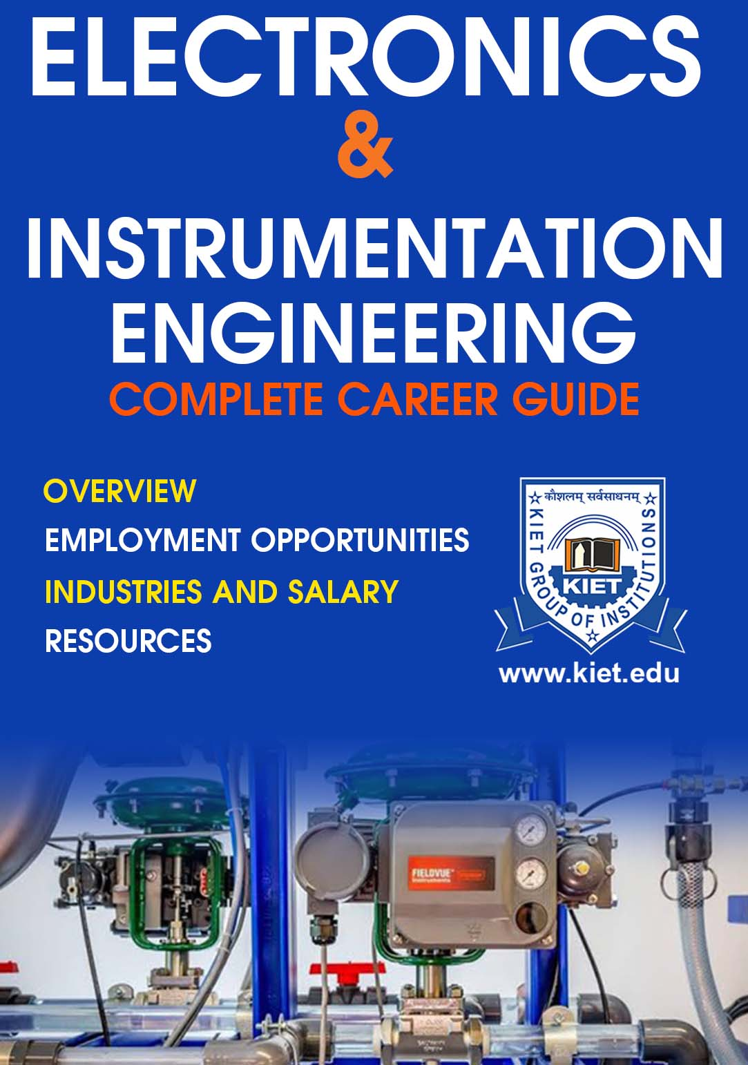 Electronics and Instrumentation Engineering- Complete Career Guide