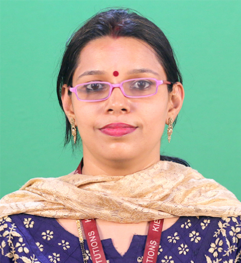 Ms. Jyoti Srivastava