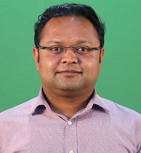 Mr. Ashish Kumar Singh