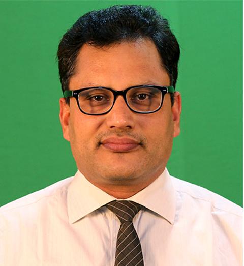 Dr. Adesh Kr. Pandey