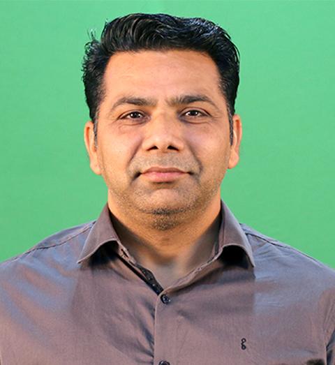 Mr. Neeraj Kumar