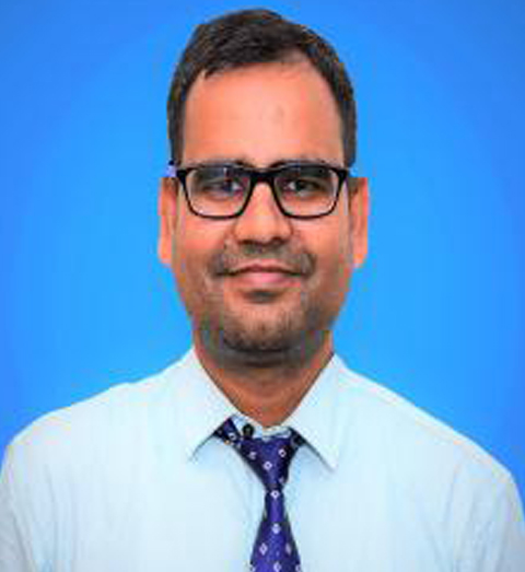 Dr. Jitendra Kumar Seth