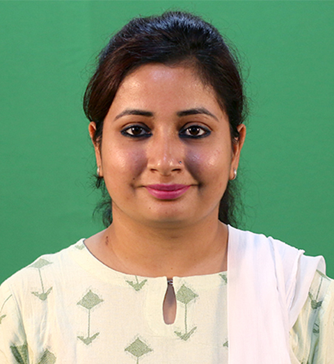 Ms. Smriti Mishra