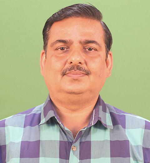 Mr. Praveen Kumar Tyagi