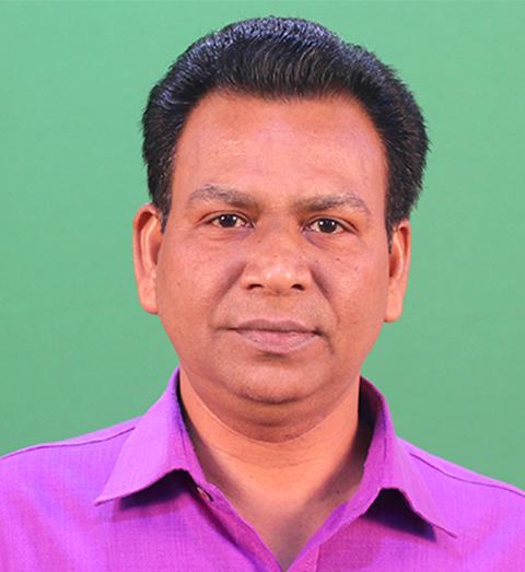 Mr. Krishna Pratap Singh