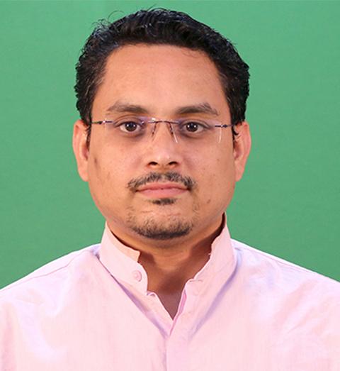 Mr. Anuj Pathak