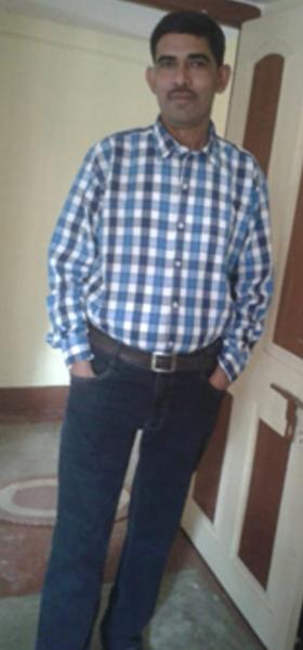 Mr. Rajeev Kumar Singh F/O Ayushi Gaurav