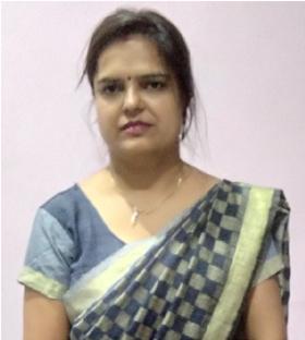Mrs. Ravita gupta M/O Rishabh Gupta