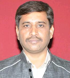 Mr. Yogesh Kumar Tripathi  F/O Meghna Tripathi