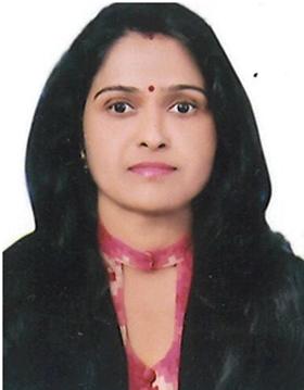 Mrs. Mona Sharma M/O Sanjhi